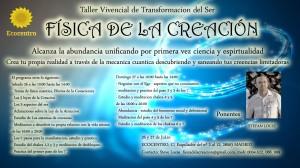 Fisica de la creacion MADRID
