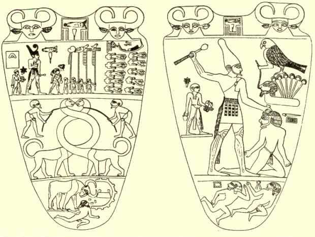drawing_narmer
