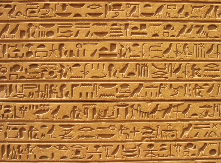 egyptian_writing